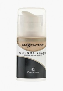 Тональное средство Max Factor Colour Adapt 45 тон