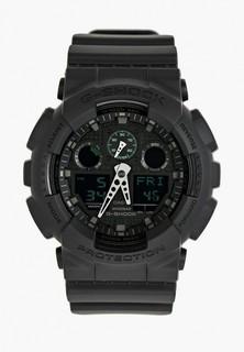 Часы Casio G-SHOCK GA-100MB-1A