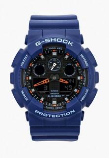 Часы Casio CASIO G-SHOCK GA-100L-2A