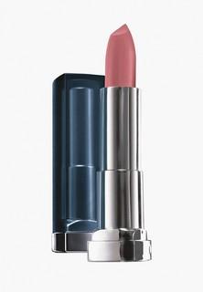 Помада Maybelline New York для губ увлажняющая Color Sensational Матовое Искушение, оттенок 942 Сиреневый закат, 4,4 г
