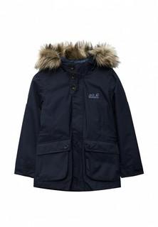 Куртка утепленная Jack Wolfskin G ELK ISLAND 3IN1 PARKA