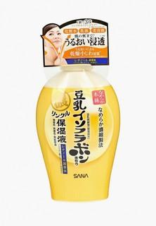 Молочко для лица Sana увлажняющее и подтягивающее молочко с ретинолом и изофлавонами сои, 230 мл