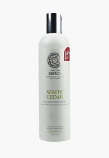 """Бальзам для волос Natura Siberica """"Белый кедр"""", 400 мл"""