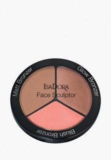 Тональное средство Isadora Face Sculptor 10, 18 гр