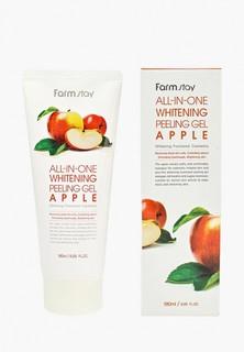 Пилинг для лица Farm Stay с экстрактом яблока, 180 мл