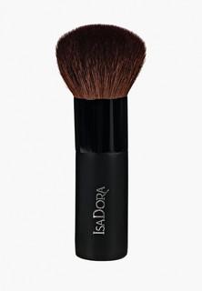 Кисть для лица Isadora для бронзирующей пудры Bronzer Brush