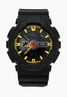 Часы Casio CASIO G-SHOCK GA-110BY-1A