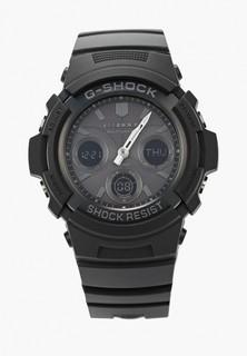 Часы Casio CASIO G-SHOCK AWG-M100B-1A