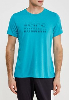 Футболка спортивная ASICS GRAPHIC SS TOP