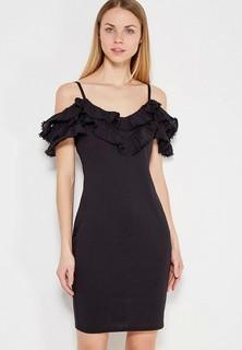 Платье LOST INK FRILL EDGE BODYCON DRESS