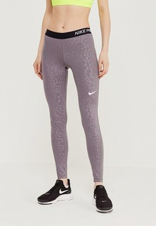 Тайтсы Nike W NP TGHT SPOTTED CAT