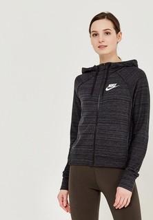 Толстовка Nike W NSW AV15 JKT HD KNT