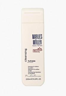 Шампунь Marlies Moller для восстановления роста и защиты волос Ageless Beauty 200 мл