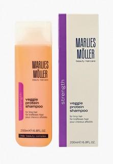 Шампунь Marlies Moller Strength для ослабленных волос 200 мл
