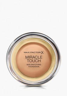 Тональное средство Max Factor Miracle Touch Тон 80 bronze