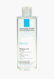 Мицеллярная вода La Roche-Posay ULTRA для чувствительной кожи лица и глаз 400 мл