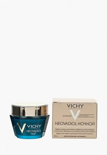 Крем для лица Vichy Компенсирующий комплекс Neovadiol ночной в период менопаузы 50 мл