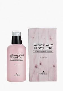 """Тоник для лица The Skin House с минеральной вулканической водой """"Volcanic Water Mineral"""" 130мл"""