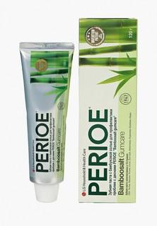 """Зубная паста Perioe с бамбуковой солью """"bamboosalt gumcare"""" для профилактики проблем с деснами, 120 гр"""