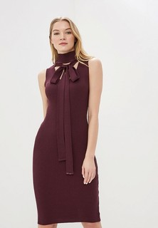 Платье LOST INK TIE NECK SLEEVLESS BODYCON DRESS