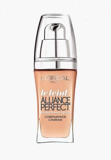 Тональный крем LOreal Paris LOreal Alliance Perfect Совершенное слияние оттенок R2 Ванильный розовый 30 мл