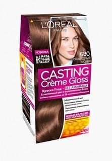 Краска для волос LOreal Paris LOreal Casting Creme Gloss 680 Шоколадный Мокко