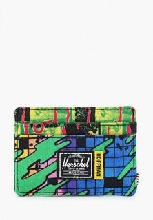 Визитница Herschel Supply Co Charlie RFID (Hoffman Collection)