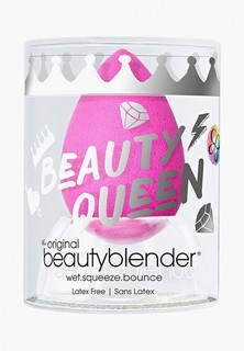 Спонж для макияжа beautyblender с подставкой crystal nest