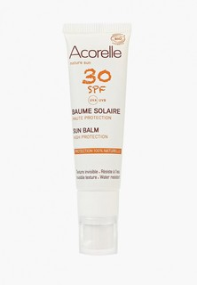 Масло для лица Acorelle Солнцезащитное, SPF 30, 30мл