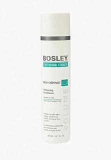 Кондиционер для волос Bosley для объема нормальных и тонких неокрашенных