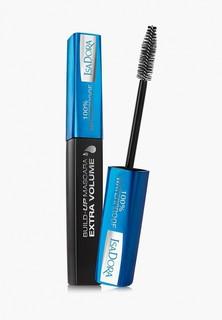 Тушь для ресниц Isadora водостойкая Build-Up Mascara Extra Volume 100% Waterproof 20, 12 мл