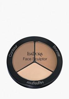 Тональное средство Isadora Face Sculptor 03, 18 гр