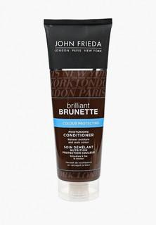 Кондиционер для волос John Frieda Brilliant Brunette COLOUR PROTECTING Увлажняющий для защиты цвета темных , 250 мл
