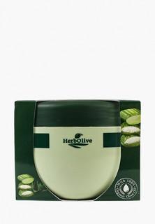 Масло для тела HerbOlive с алоэ-вера, 250 мл