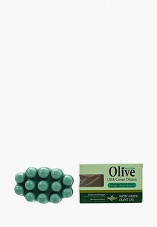 Мыло HerbOlive Массажное для пилинга с диктамосом (критская душица) против целлюлита, 100 гр