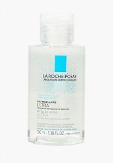 Мицеллярная вода La Roche-Posay ULTRA для чувствительной кожи лица и глаз 100 мл