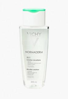 Лосьон для лица Vichy Мицеллярный для снятия макияжа Normaderm 3-В-1 200 мл