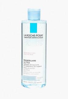 Мицеллярная вода La Roche-Posay ULTRA для чувствительной и склонной к аллергии кожи лица и глаз 400 мл