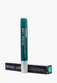 Гель для бровей Nivali с хной (зеленый)