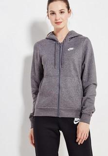 Толстовка Nike W NSW HOODIE FZ FLC