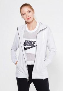 Толстовка Nike W NSW GYM CLC HOODIE FZ