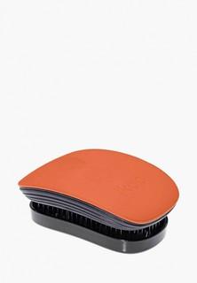 Расческа ikoo pocket black orange blossom