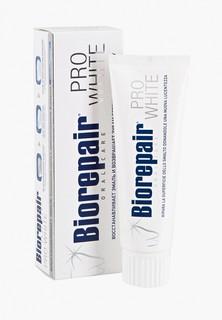 Зубная паста Biorepair сохраняющая белизну Pro White