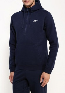 Худи Nike M NSW HOODIE HZ FLC CLUB