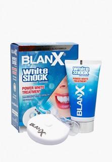 Зубная паста Blanx отбеливающий уход + световой активатор