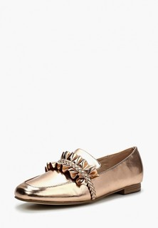 Лоферы LOST INK FIONA RUFFLE PLAIT LOAFER