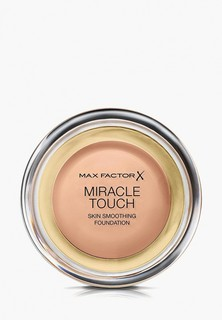Тональное средство Max Factor Miracle Touch Тон 70 natural Miracle Touch Тон 70 natural