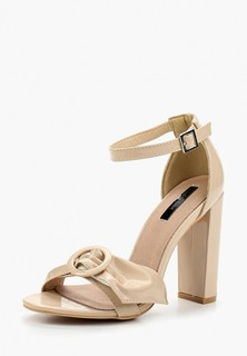 Босоножки LOST INK BEA BUCKLE BOW SANDAL
