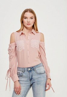 Блуза Lost Ink Petite P CHANNEL DETAIL SHIRT