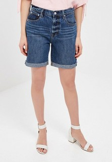 Шорты джинсовые Gap 7 IN HR SHORT MARTHA VINEYARD CUFF RH